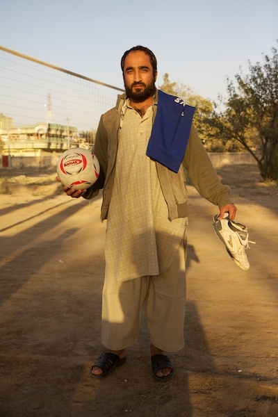 MSF Afghanistan volleyball