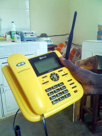 Photo: Eamonn Vitt | Mobile land phone