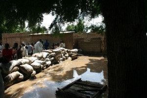 Flooding in Sokoto state
