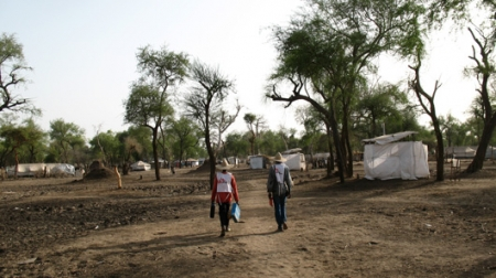 Water and sanitation, South Sudan, MSF