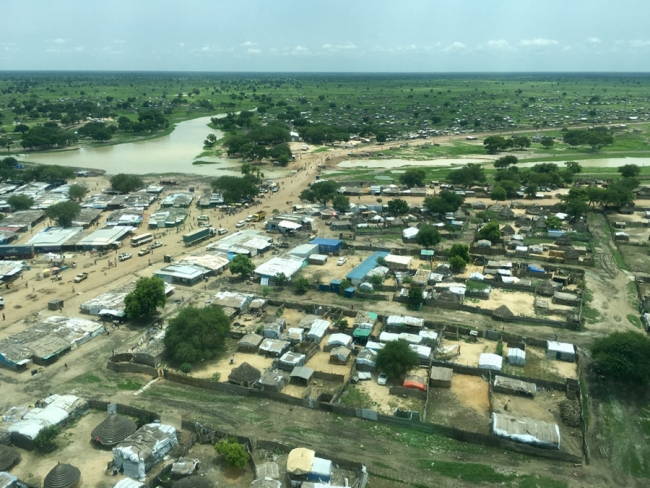 View of Agok