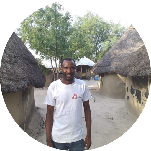 Istifanus Chindong Damulak is the medical team leader at MSF's hospital in Lankien, South Sudan