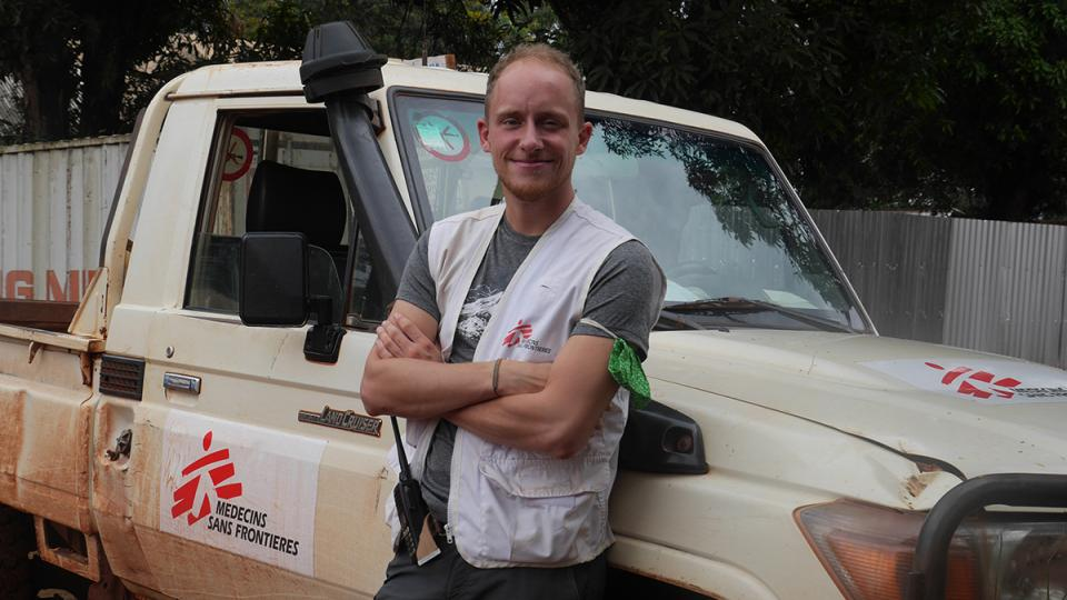 Dale Koninckx, MSF anthropologist