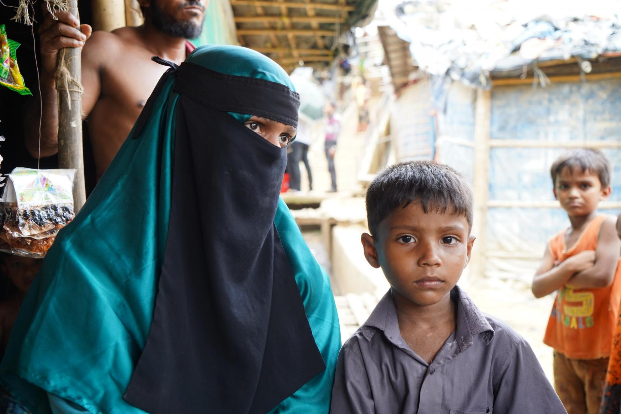 """""""People are suspended in time"""": Two years on from the Rohingya refugee crisis"""