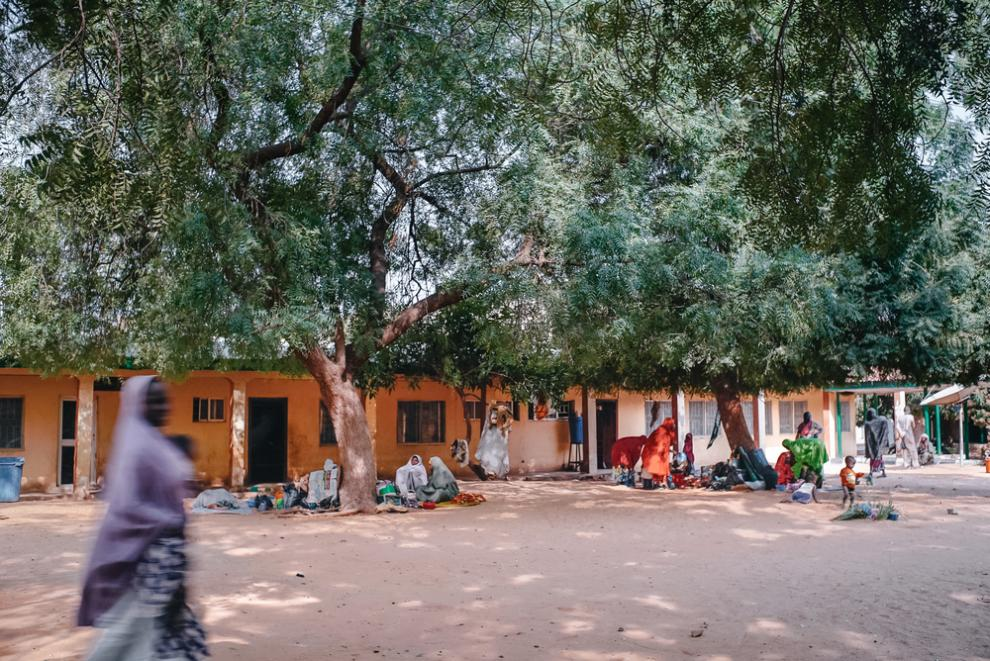 Sokoto Noma Hospital, in northwest Nigeria, is the only one in the country dedicated to fighting the devastating disease
