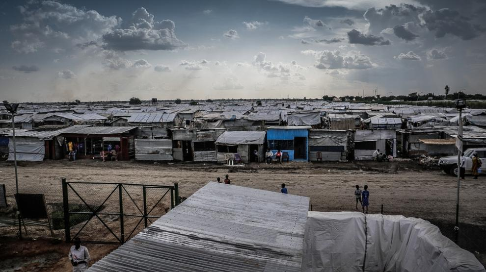 Malakal Camp, South Sudan