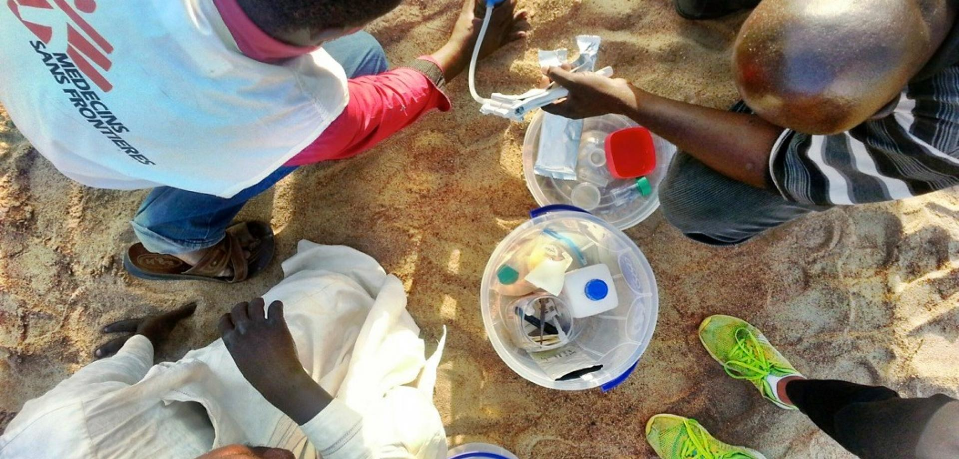 Week 2: Water Points | Blogs from Doctors Without Borders